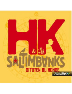 Citoyen du monde (double CD de HK et les Saltimbanks)